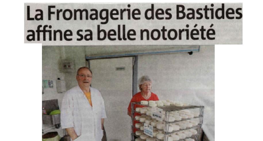 La fromagerie des Bastides affine sa belle notoriété